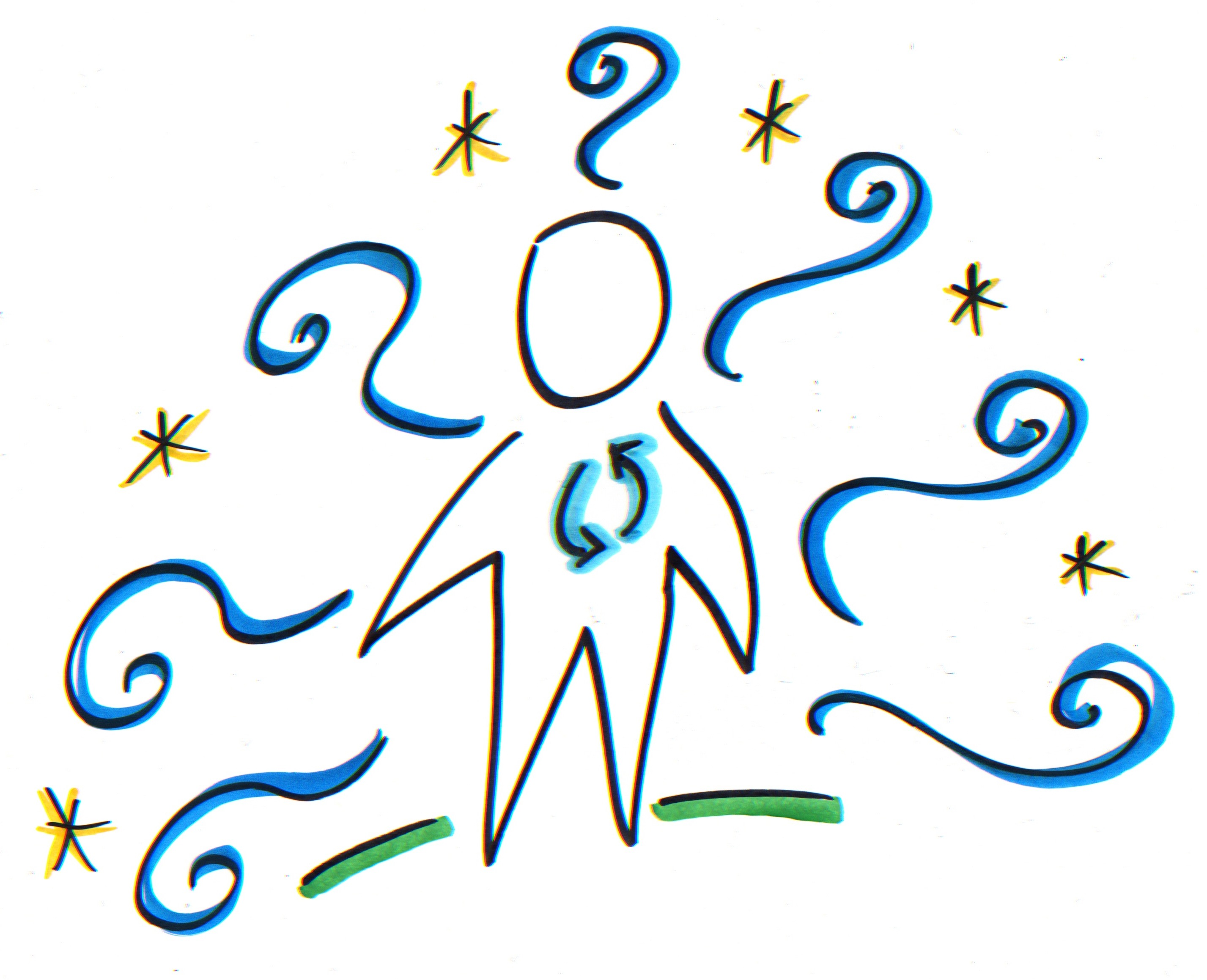Mindful clipart.