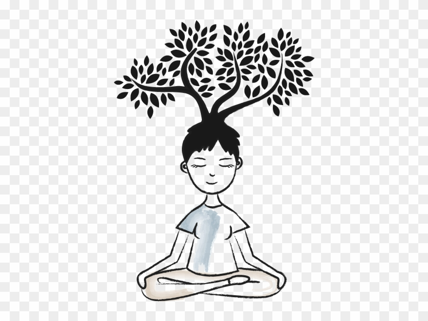 Relax Clipart Mindful Breathing.