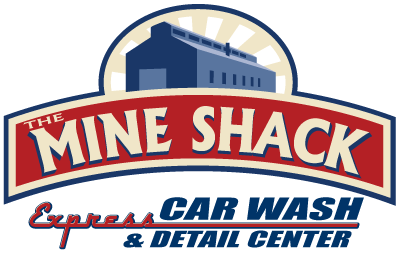 Mine Shack Car Wash.