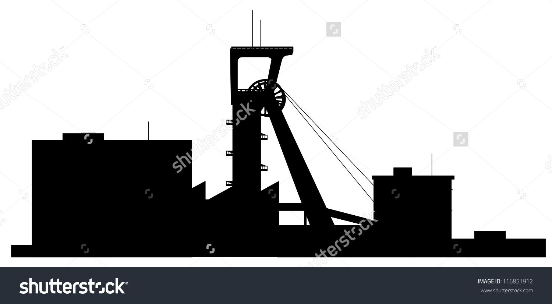 Mine Stock Vector 116851912.
