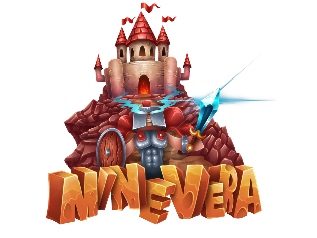 Minevera Skyblock Minecraft Server.