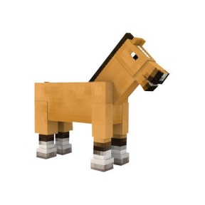 Minecraft 3d Clipart.