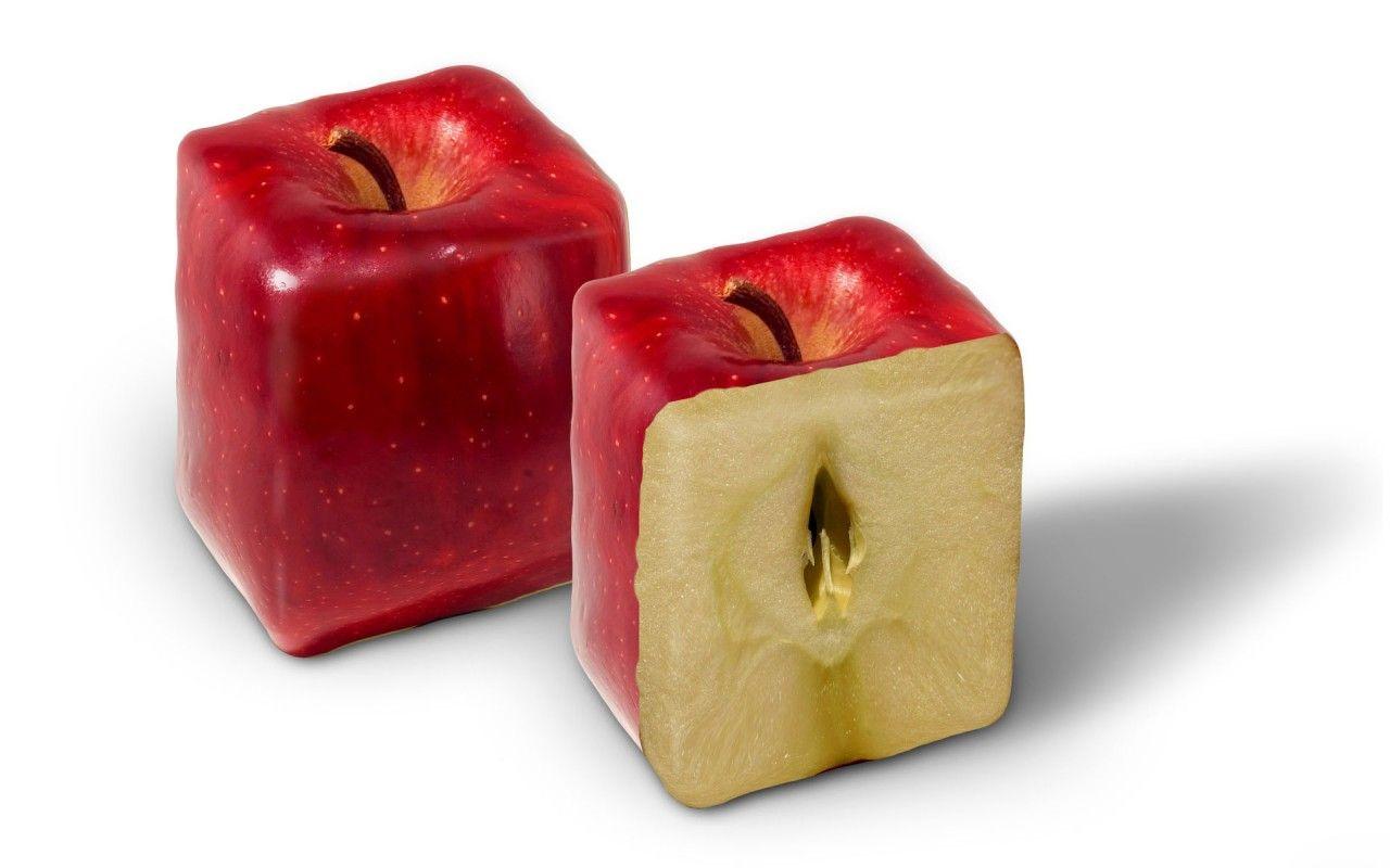 Fruit Red Apple.