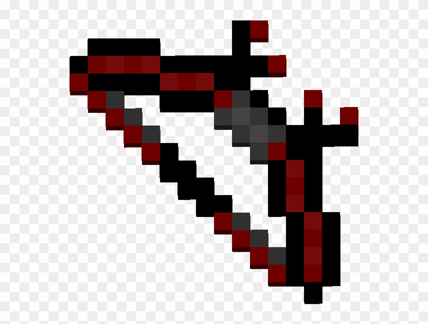 Minecraft Bow Png.