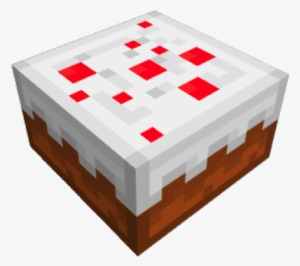 Minecraft Cake PNG Images.