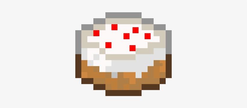 Minecraft Cake Png.