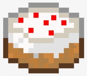 Minecraft Cake PNG, Transparent Minecraft Cake PNG Image.