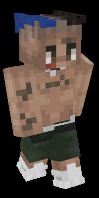 XXXTentacion Minecraft Skins.
