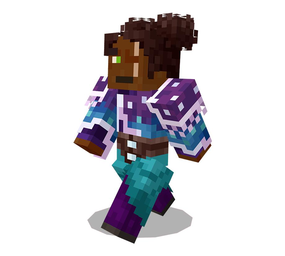 Minecraft Bedrock Character Creator Skins.