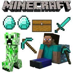 Minecraft Clipart & Minecraft Clip Art Images.