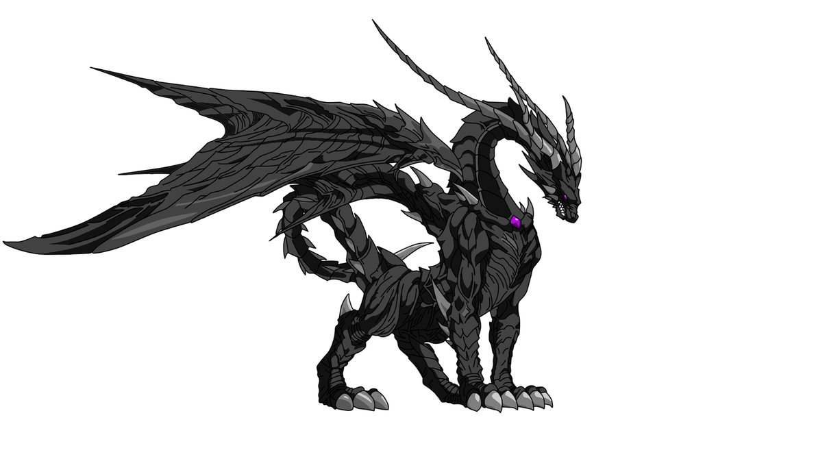 Minecraft Clipart Ender Dragon.