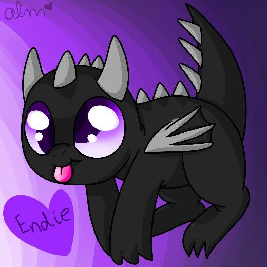 28 Best images about Ender dragon on Pinterest.