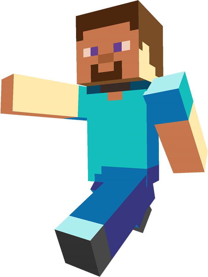 Free Minecraft Clipart.