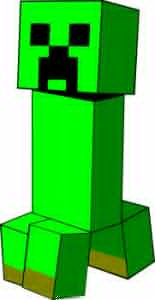 Free Animated Minecraft Clipart.