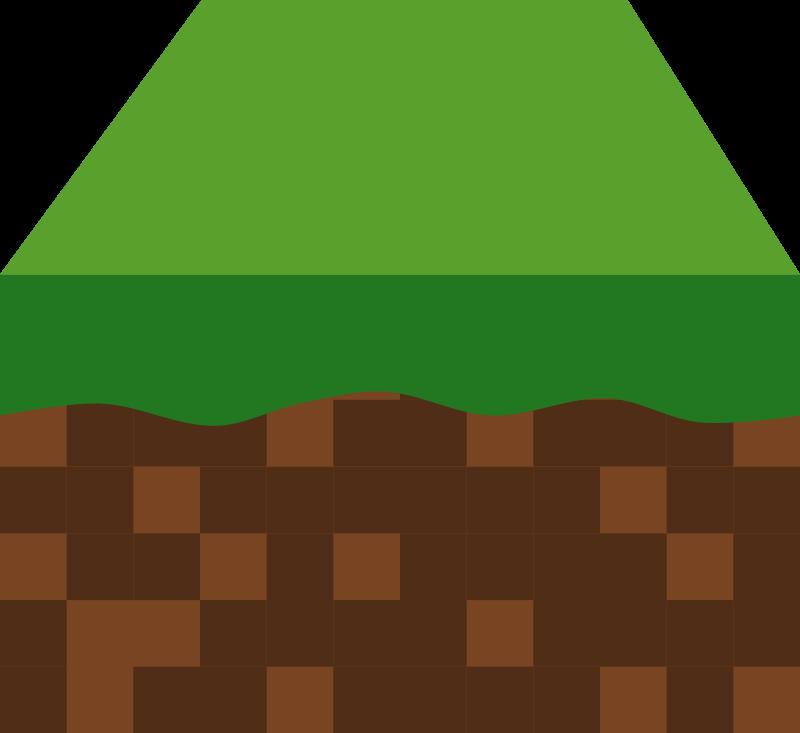 Free Clipart: Minecraft Icon.
