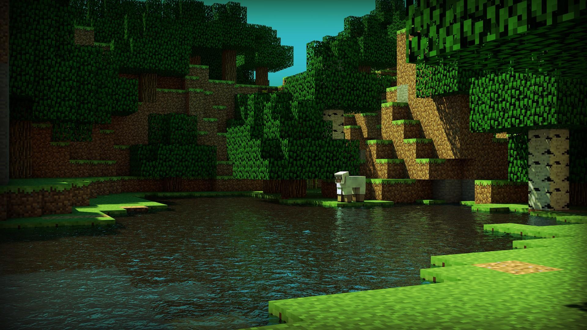 Minecraft clipart 2048x1152.