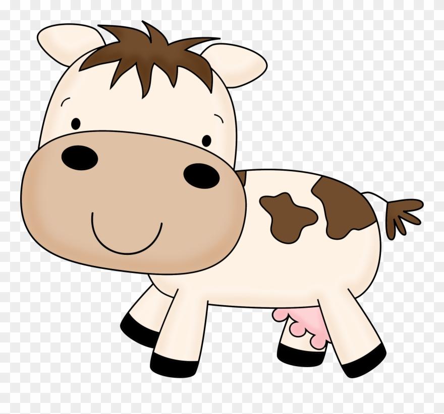Minecraft Cow Clipart.