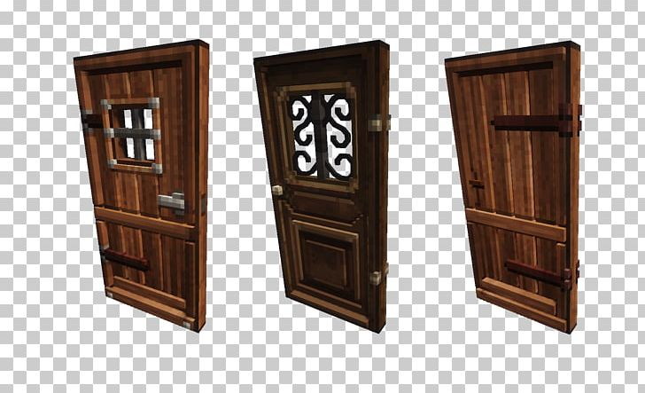 Minecraft Furniture Door Wood Stain PNG, Clipart, 3d.
