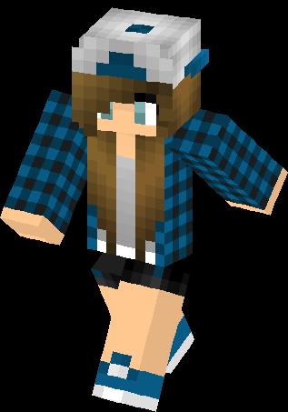 minecraft girl skins.