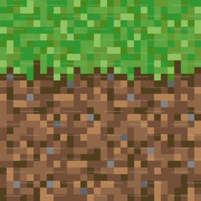 Minecraft Grass Block Png.