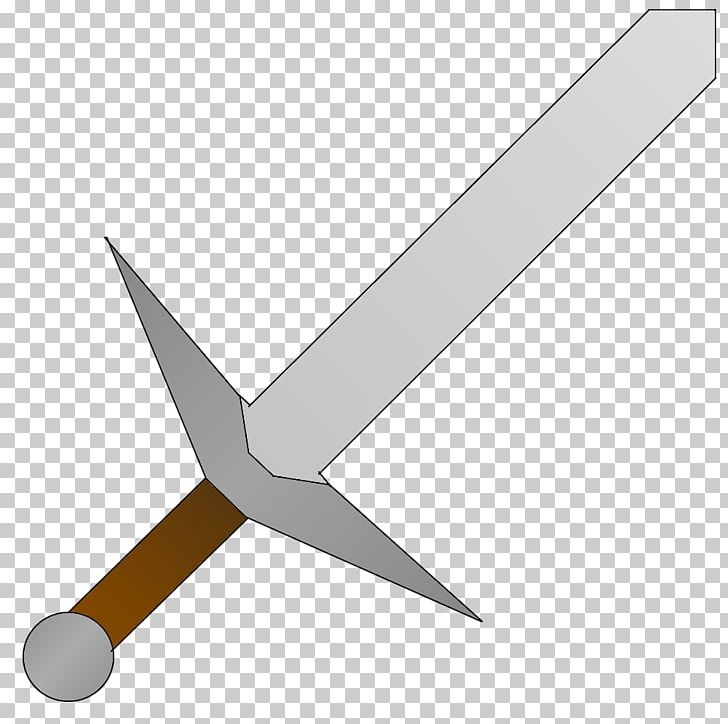 Minecraft Ironsword: Wizards & Warriors II Weapon PNG.