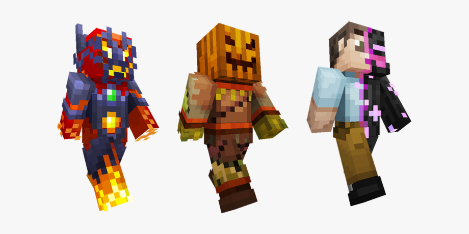 Minecraft Character Png.