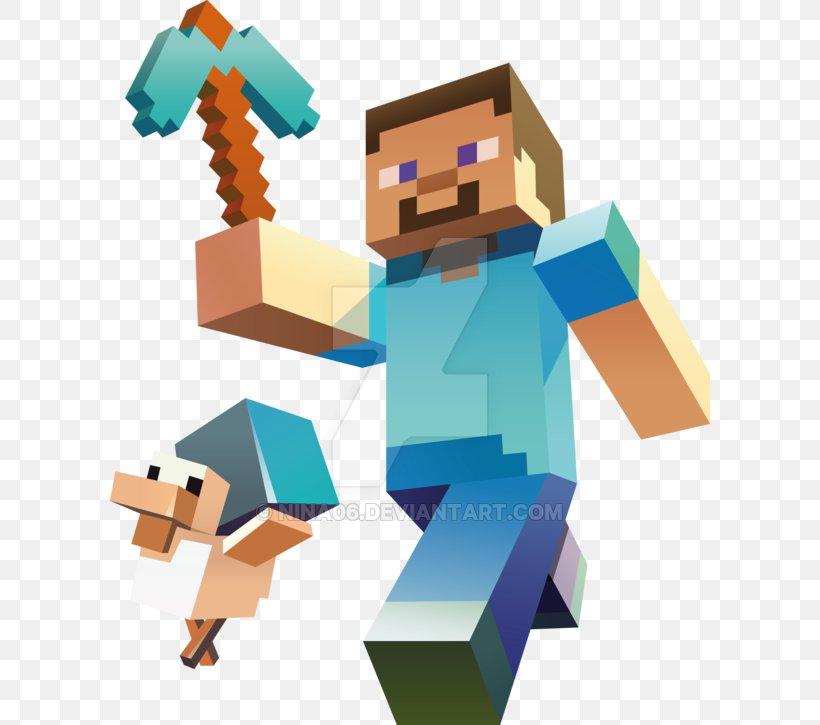 Minecraft Video Game Clip Art, PNG, 600x725px, Minecraft.