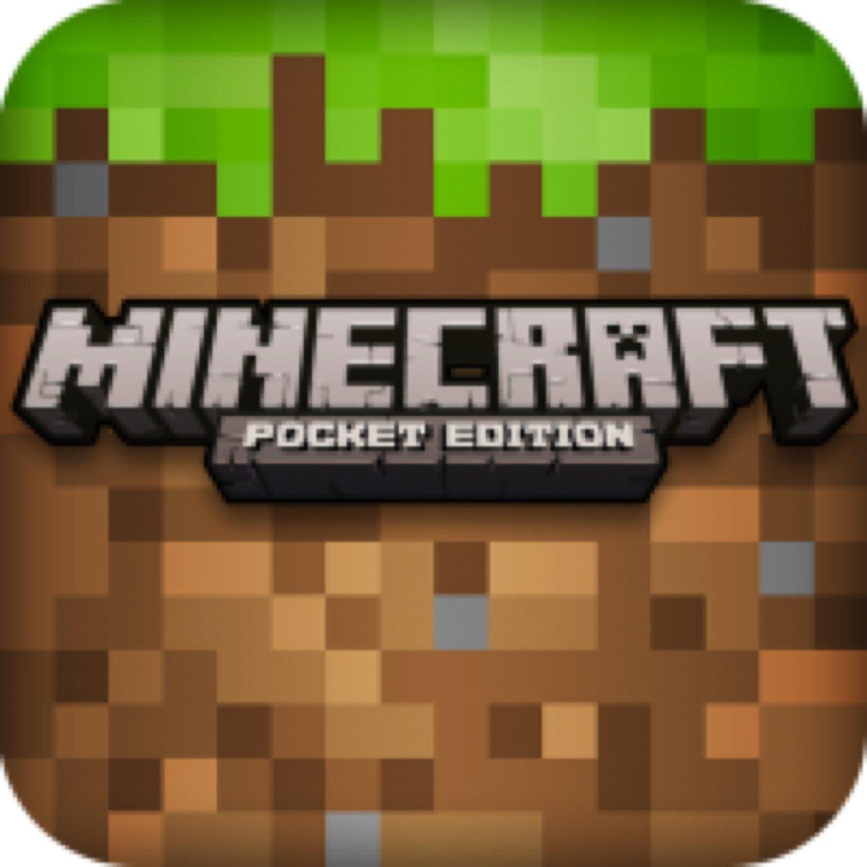 Minecraft Pe Logo Png (+).