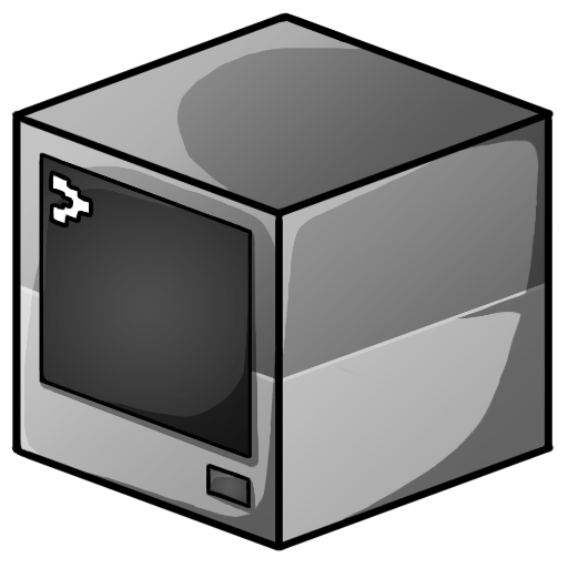 Minecraft Server Clipart 64x64.
