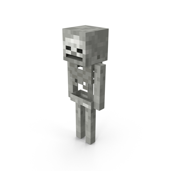 Minecraft Skeleton PNG Images & PSDs for Download.