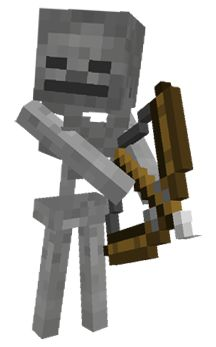 Skeleton (Minecraft: Revenge of the Wither).