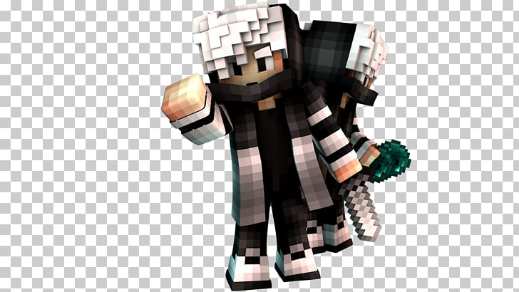 Cinema 4D Minecraft Rendering Fortnite Skin, twins PNG.