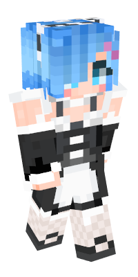 Anime Minecraft Skins.