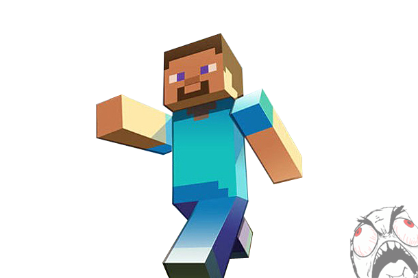Minecraft Steve Render By Cornerscout On Deviantart.