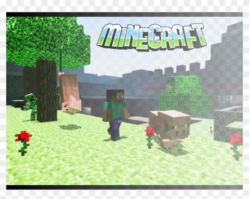 Minecraft, HD Png Download (#3899226).