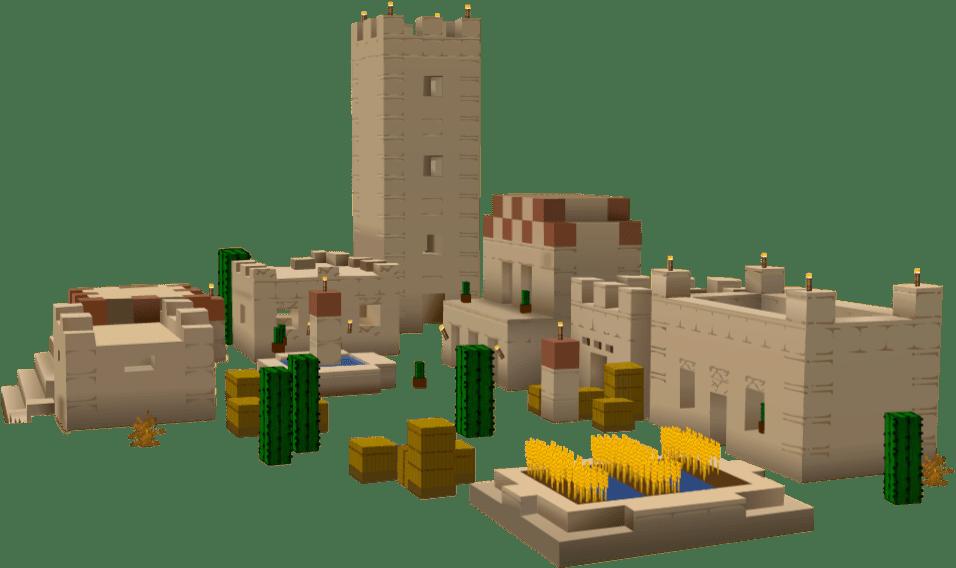Village & Pillage Update.