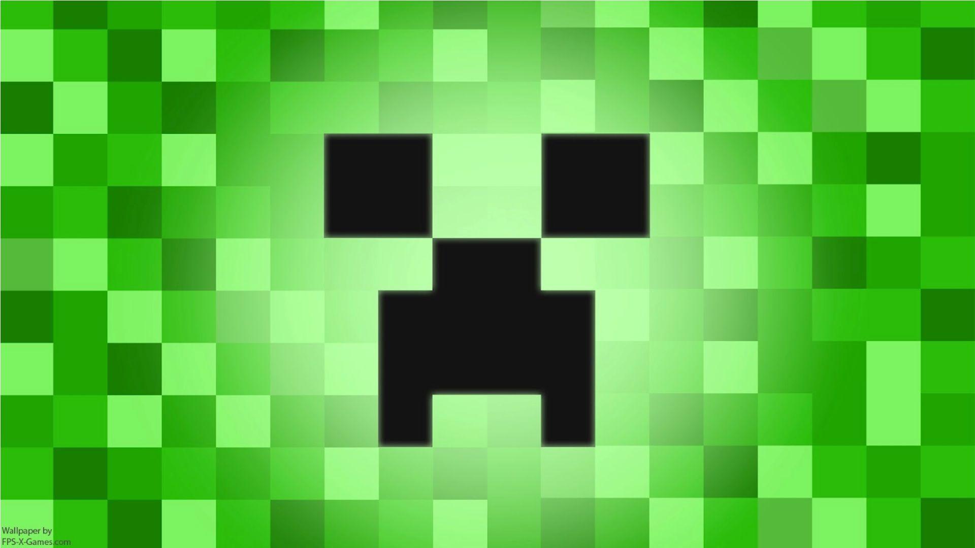 Minecraft Creeper Wallpapers.