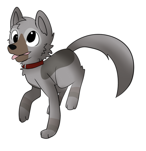 Showing post & media for Minecraft wolf and owner cartoon.