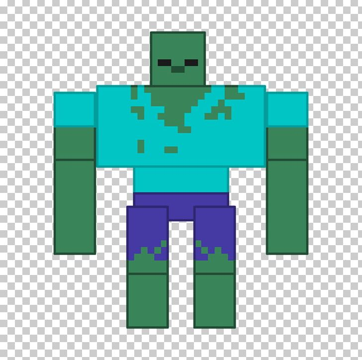 Minecraft Plants Vs. Zombies Mod Mob PNG, Clipart, Angle.