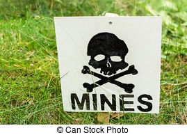 Minefield Stock Photo Images. 164 Minefield royalty free pictures.