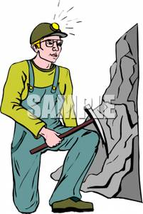 Miner 20clipart.
