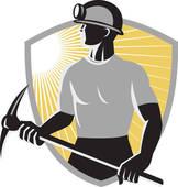 Miner Clip Art.