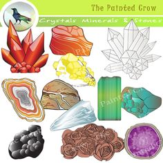 Mineral clipart #16