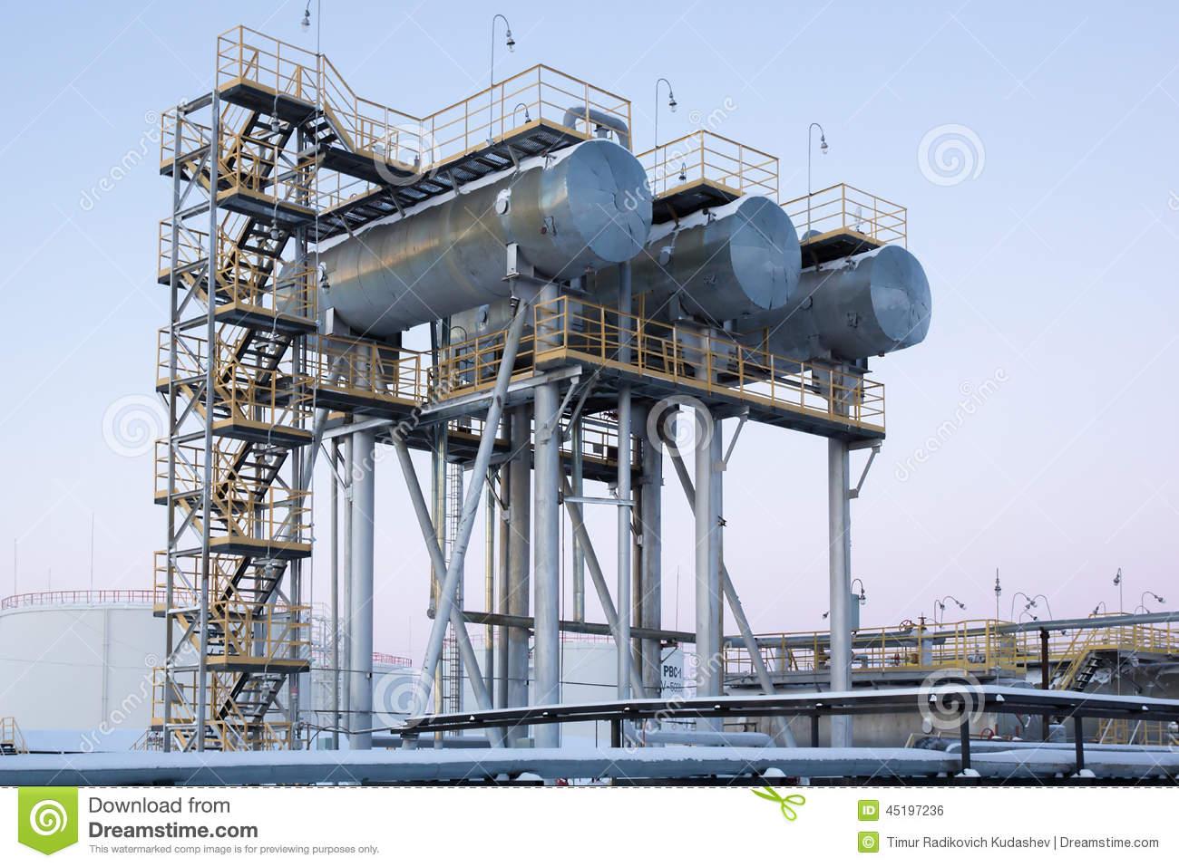 Oil Reservoir And Storage Tank Of Mineral Oil Nn #85eOfR.