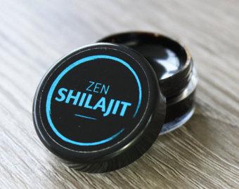 Shilajit.