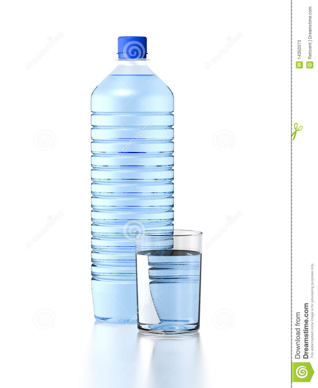 Mineral Water Stock Photos.