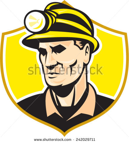 Miners Helmet Stock Photos, Royalty.
