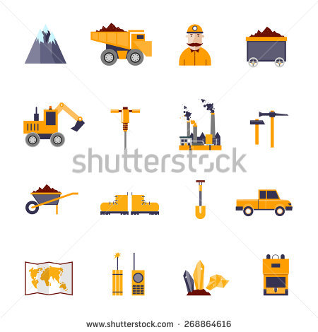Miners path clipart #6