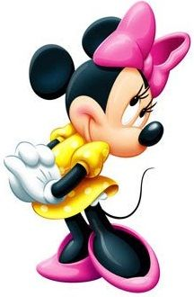 "Minerva ""Minnie"" Mouse."