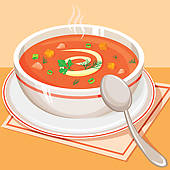 Soup Clipart Illustrations. 9,098 soup clip art vector EPS.